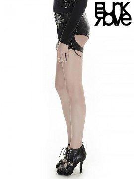 Punk Girl Shooter Shorts