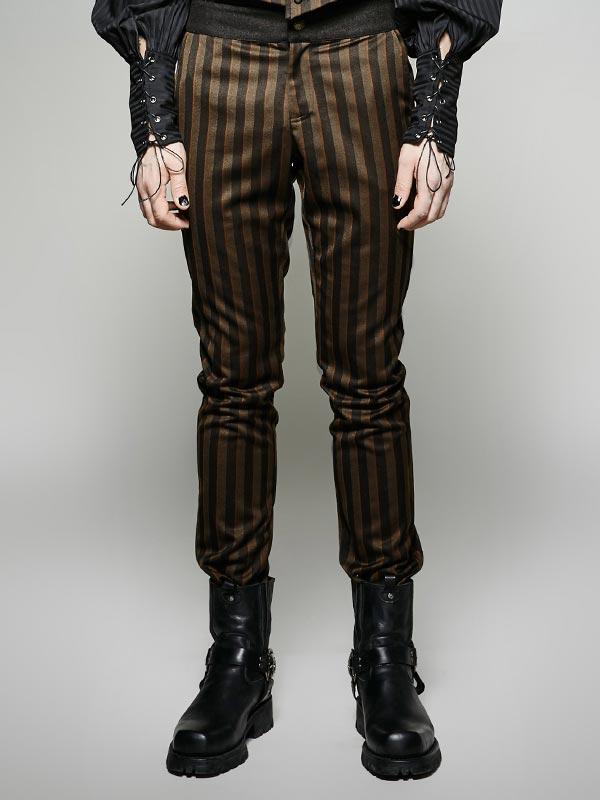 Mens Steampunk Pants