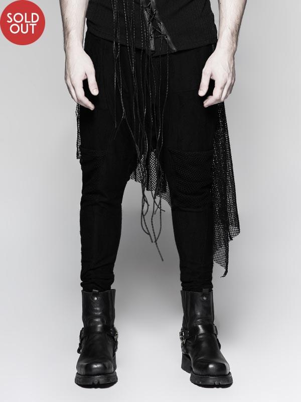 Mens Darkly Series Harem Pants