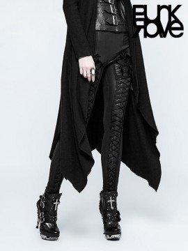 Gothic Adjustable Drawstring Leggings