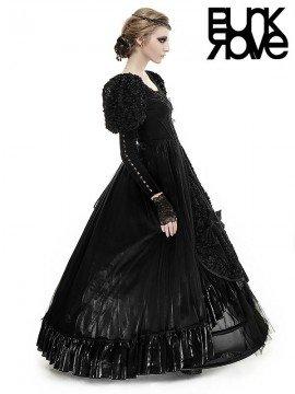 Gothic Lolita Big Swing Dress