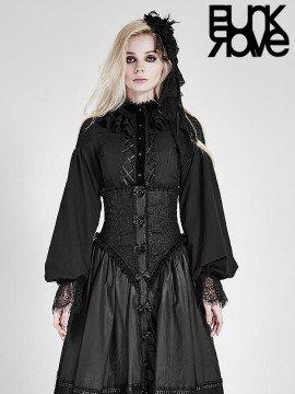 Gothic Lolita Long Sleeve Blouse