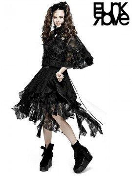 Lolita Double Layer Lace Cloak
