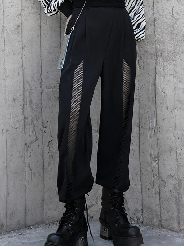 """Daily Life """"National"""" Series Wide Legged Pants"""