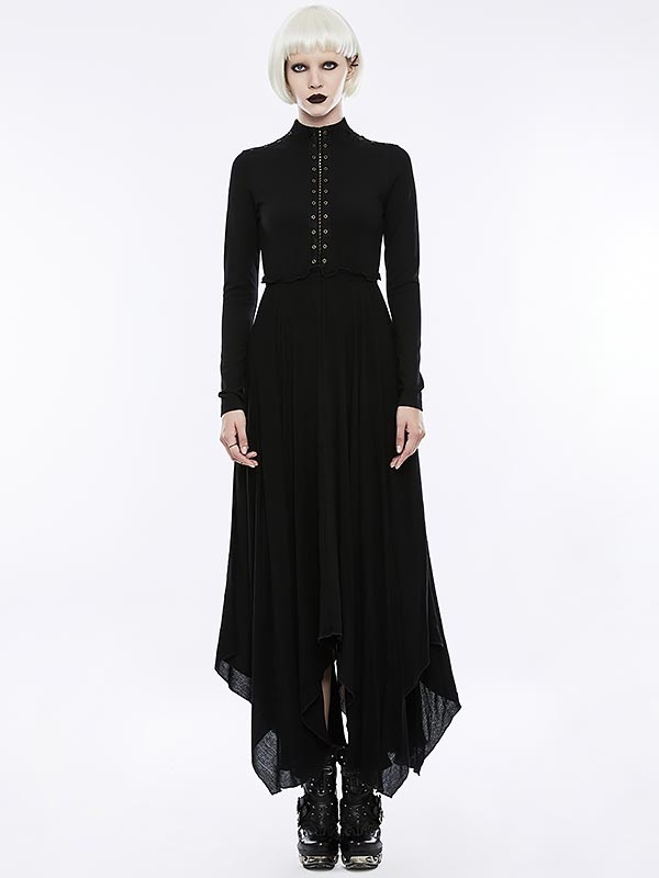 Goth Retro Mysterious Dress