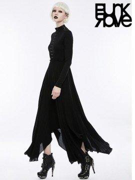 Goth Retro Mysterious Dress