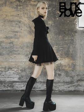 Daily Life - Dark Falbala Dress