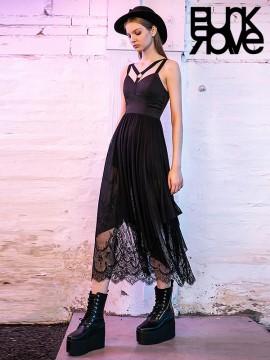 Daily Life - Adjustable Harness Long Dress