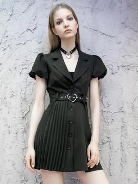 Daily Life - Pleated Shirt Dress