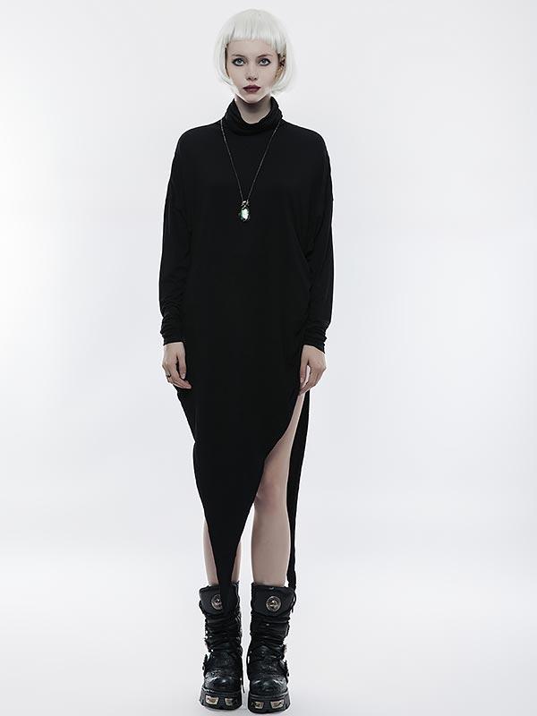 Bat Sleeve Long Sweater
