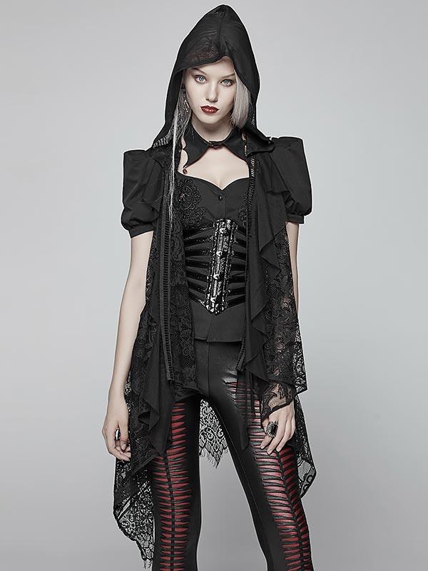 Gothic Lace Shrug