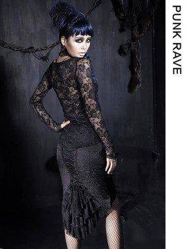 Gothic Fishtail Skirt