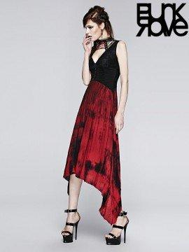 Gothic Rose Bandhnu Dress