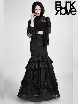 Gothic Noble Palace Two Piece Skirt