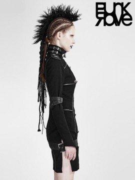 Gothic Punk Uniform Dress