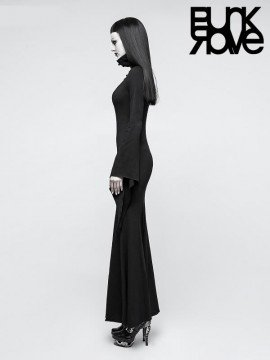 Gothic High Priestess Dress with Mask