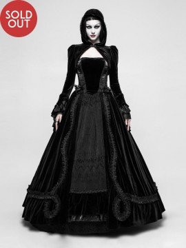 Gorgeous Gothic Full Swing Dress