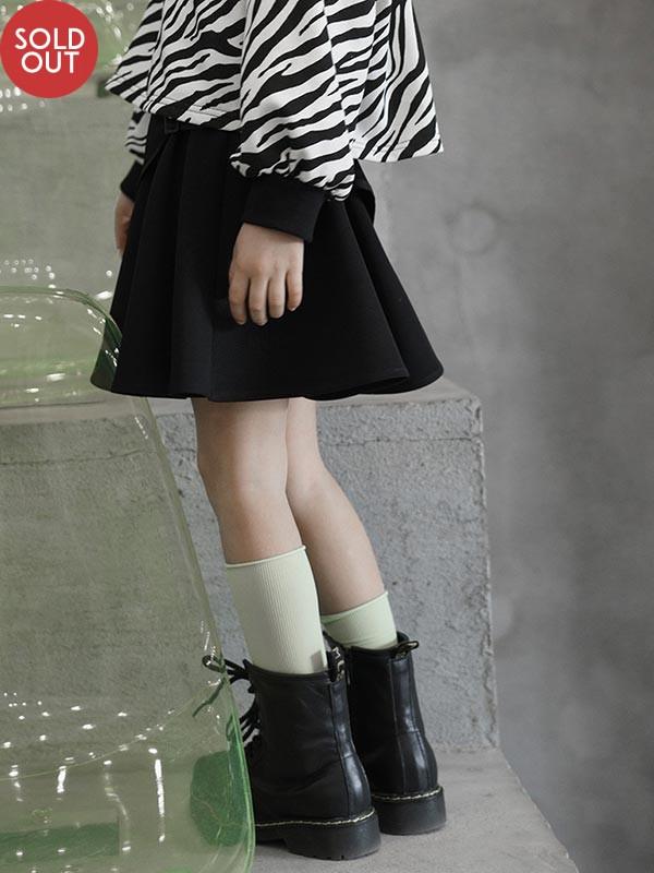Pretty Punk Rave Pleated Skirt