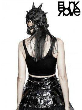 Punk Wire Grill Jaw Locker Mask