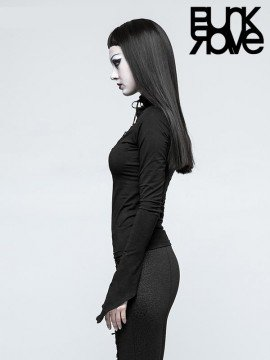 Gothic Sweetheart Long Sleeve T-Shirt