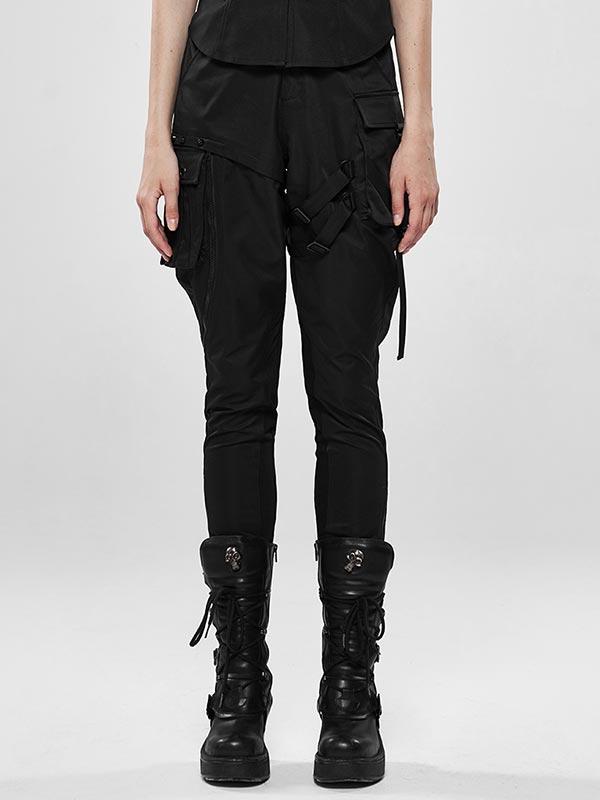 Dark Judge Pants