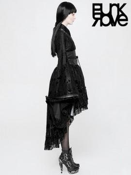 Dark Lolita Kimono
