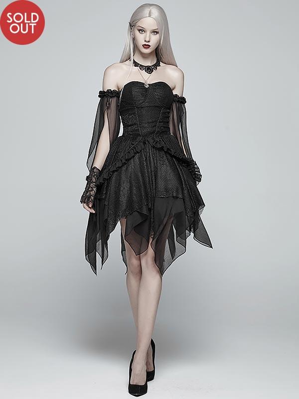 Lolita Dark Elf Dress