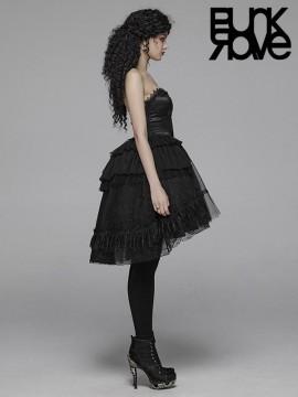 Pretty Lolita Strapless Dress