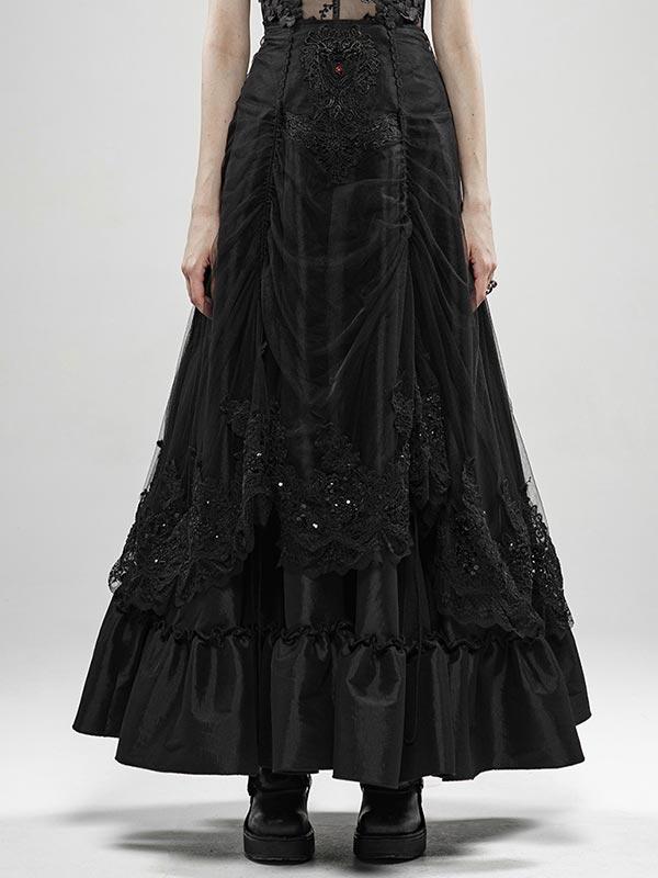 Black Moon Mist Skirt