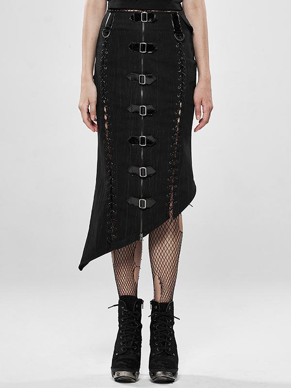 Military Style Deadly Game Skirt