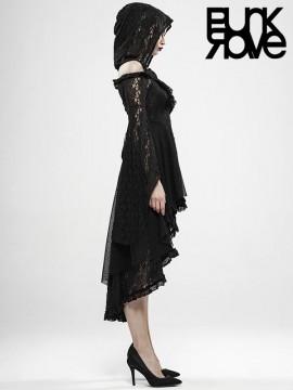 Black Wilderness Witch Dress