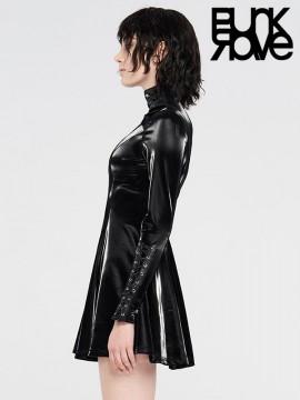 Steampunk Short Dress