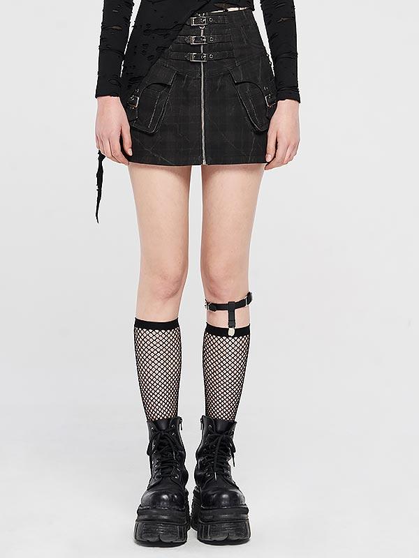 Punk Cage Skirt
