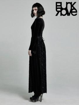 Dark Gothic Dress