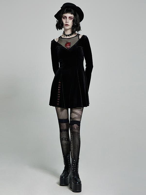 Dark Prajna Dress