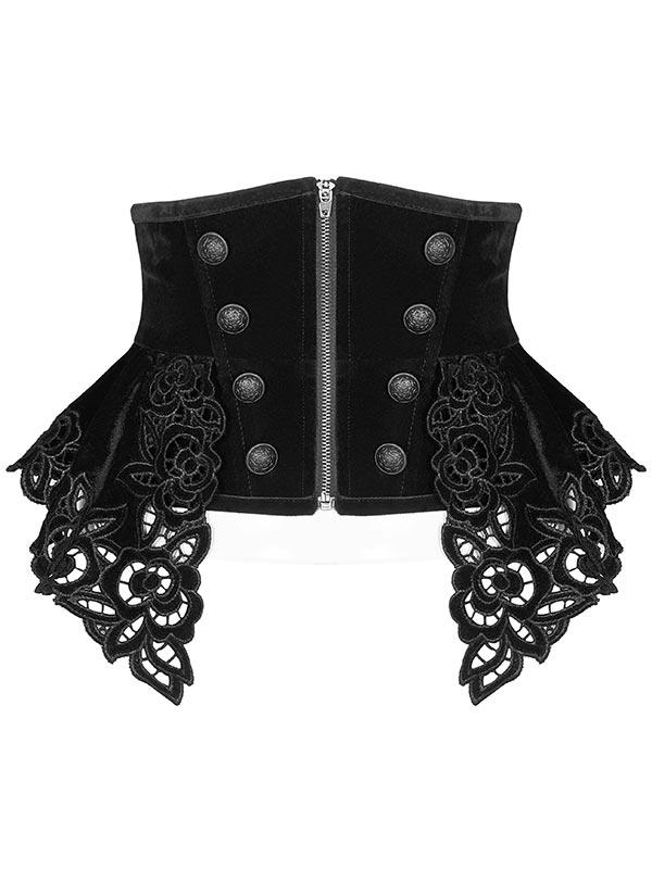 Gothic Waist Bustle Corset