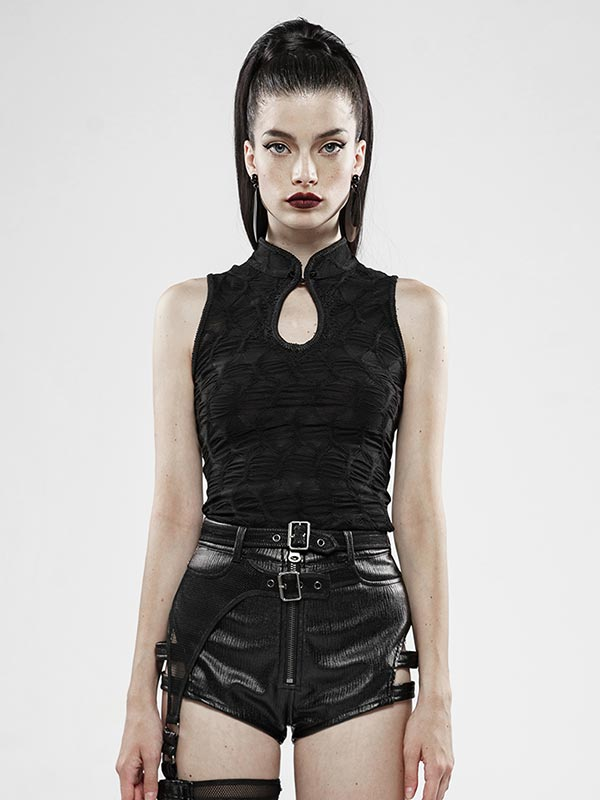 Gothic Corrupted Top