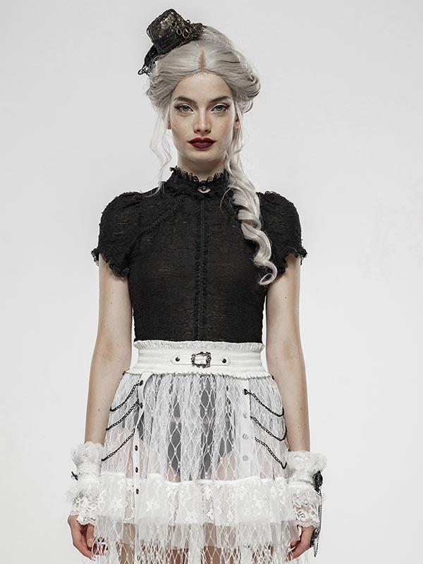 Lolita Dark Princess Top