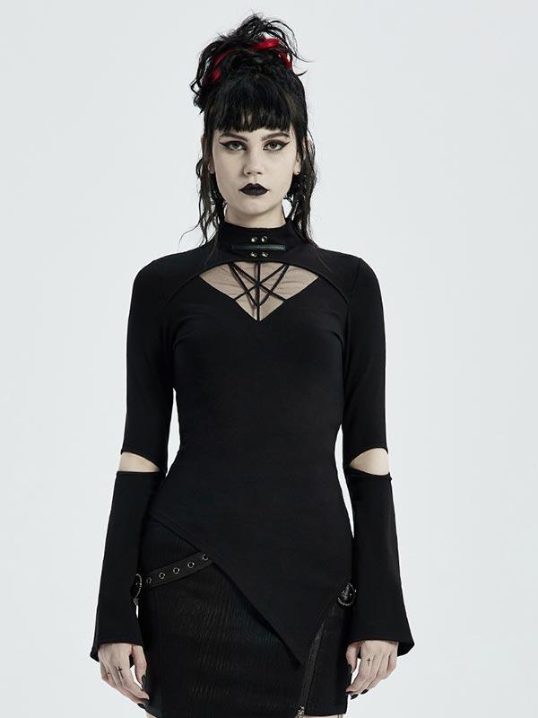 Gothic Pentagram Star Top