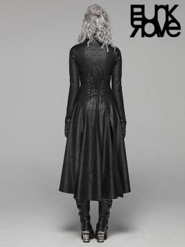 Dark Punk Long Coat