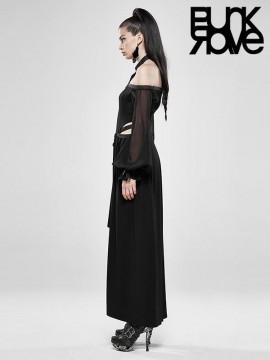 Dark Night Two-Wear Jumpsuit Skirt
