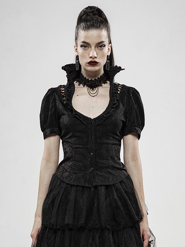 Black Fairy Tale Power Shirt