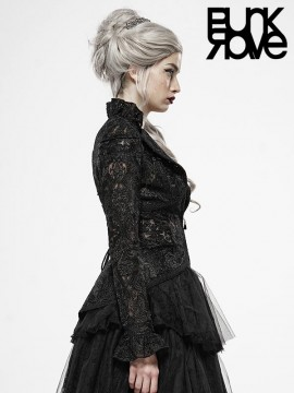 Gothic Dark Queen Lace Jace
