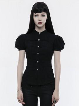 Steampunk Puff Short Sleeve Shirt