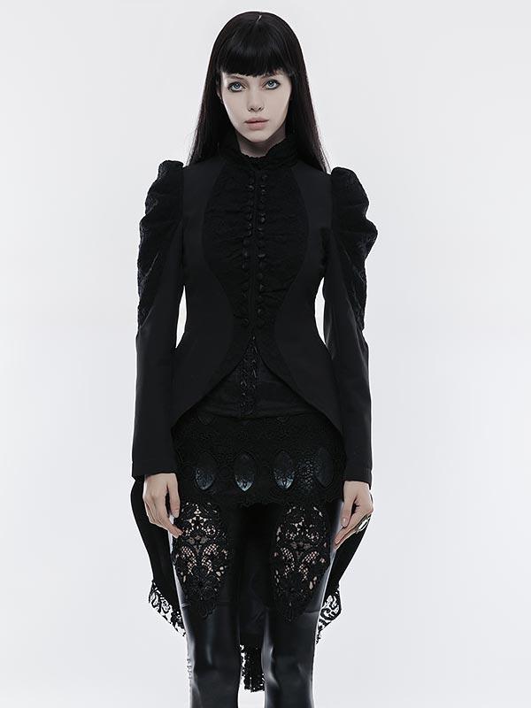Gorgeous Victorian Gothic Vintage Long Coat