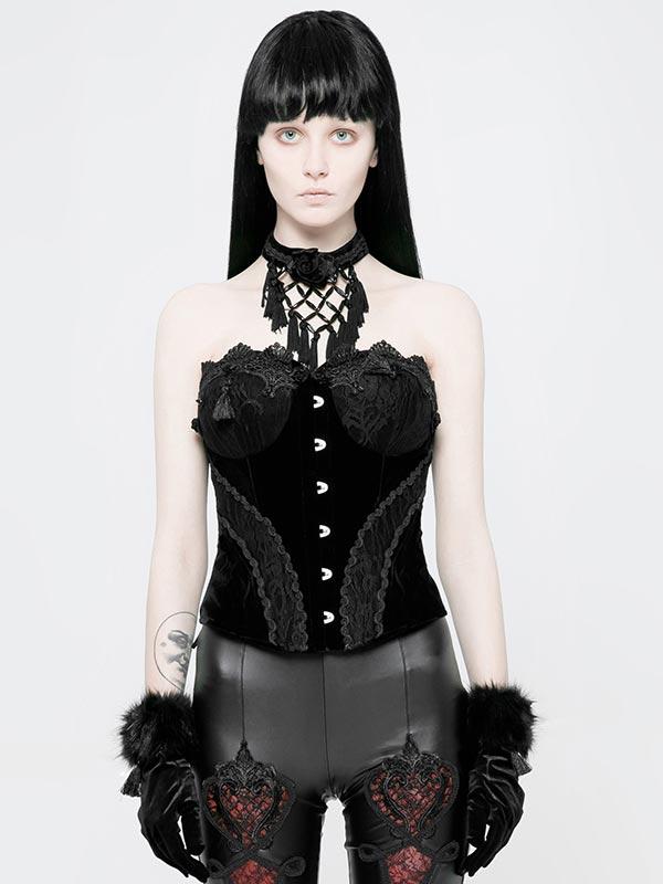 Gothic Demon Corset