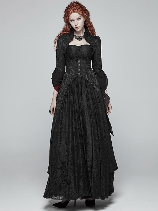 Gothic Court Long Coat