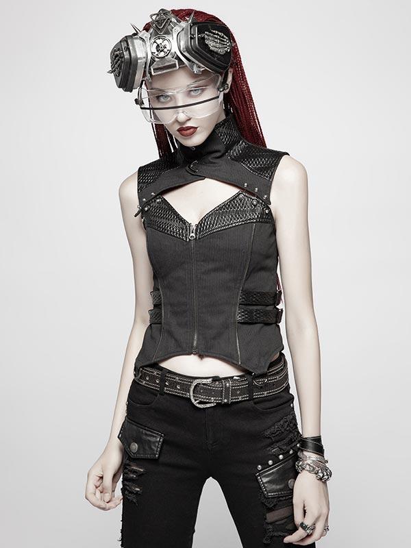 Punk Warrior Vest