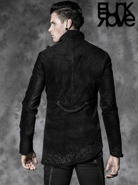 Mens Gothic Palace Double Breasted Jacket