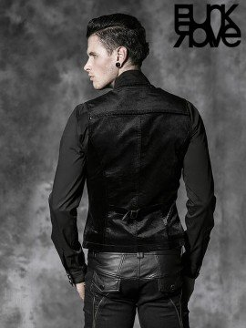 Mens Gothic Noble Waistcoat